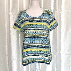 PERFECT for SPRING/SUMMER   TOP  XLARGE/PETITE